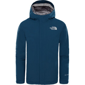 The North Face Snow Quest Veste Enfant, blue wing teal